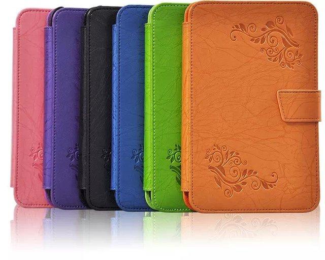 Роскошные Цветочные Печатные Кожаный Чехол Смарт-Чехол Для Lenovo A7-30 A3300 7.0 дюймовый Tablet Смарт Обложка Чехол