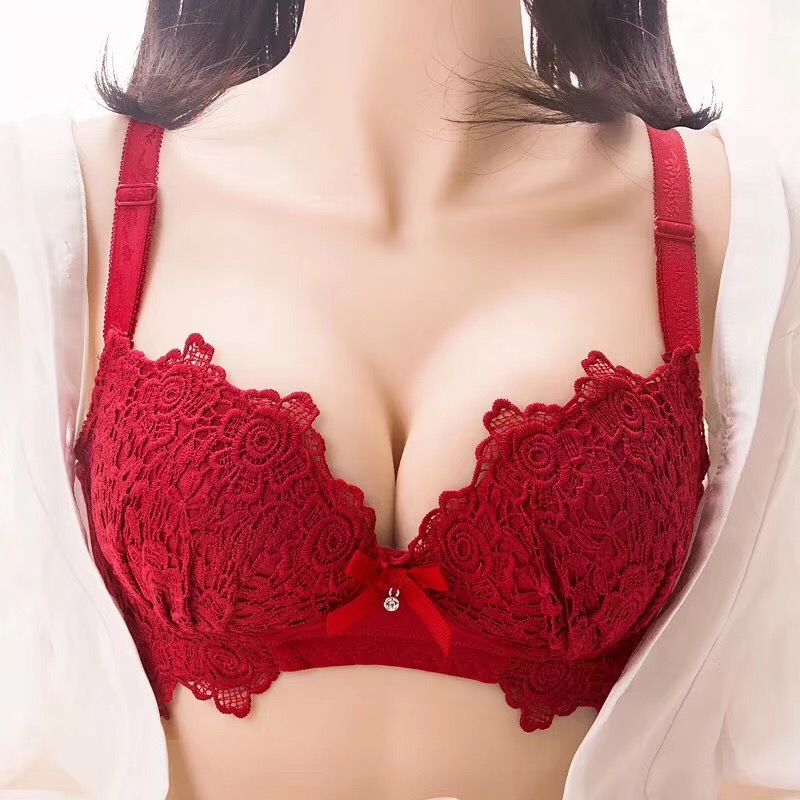Push Up   Bra     Set   Sexy Lingerie Underwear Women Panties And Bralette Underclothes Female Underwear Embroidery Cotton Bralet   Set