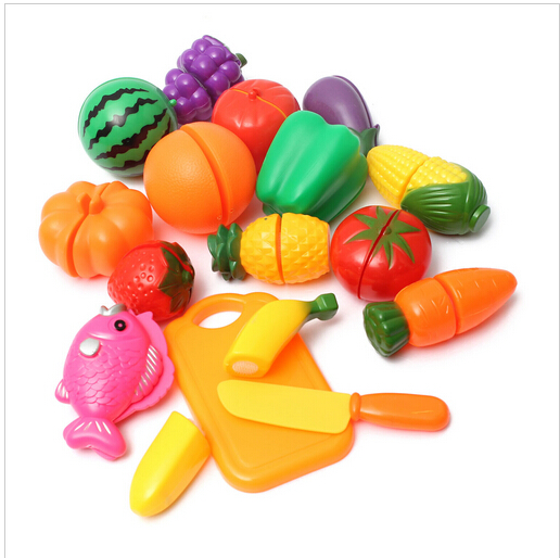 Toy Food For Toddlers : Aliexpress buy brand new pcs set plastic kitchen