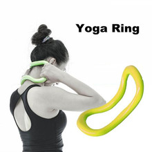 Yoga Cirkel Yoga Stretchring Fascia Massage Training Pilates Ring Fitness Stretch Gym Bodybuildingmateriaal Yoga-accessoires