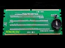 Оригинальный Новый рабочего Материнская плата DDR2 DDR3 Оперативная память Memorry Слот тестер с светодио дный