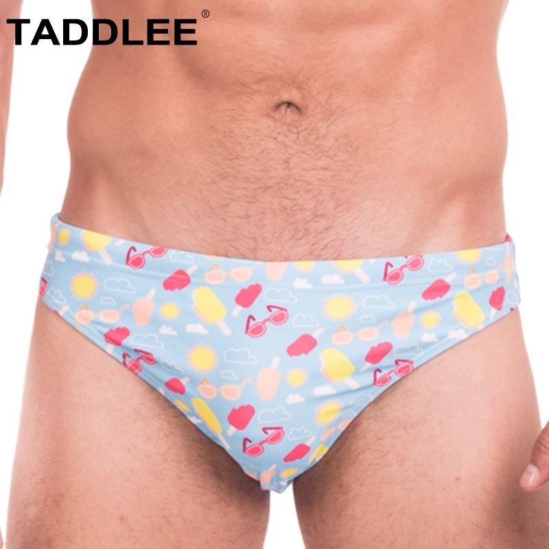 Taddlee Brand Man Men Swimwear Gay Swimsuits Swim Briefs Bikini Man Men's Swimming Boxer Trunks Surf Board Shorts Batihing