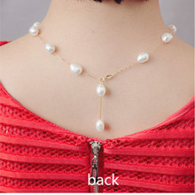 Natural pearl jewelry for women