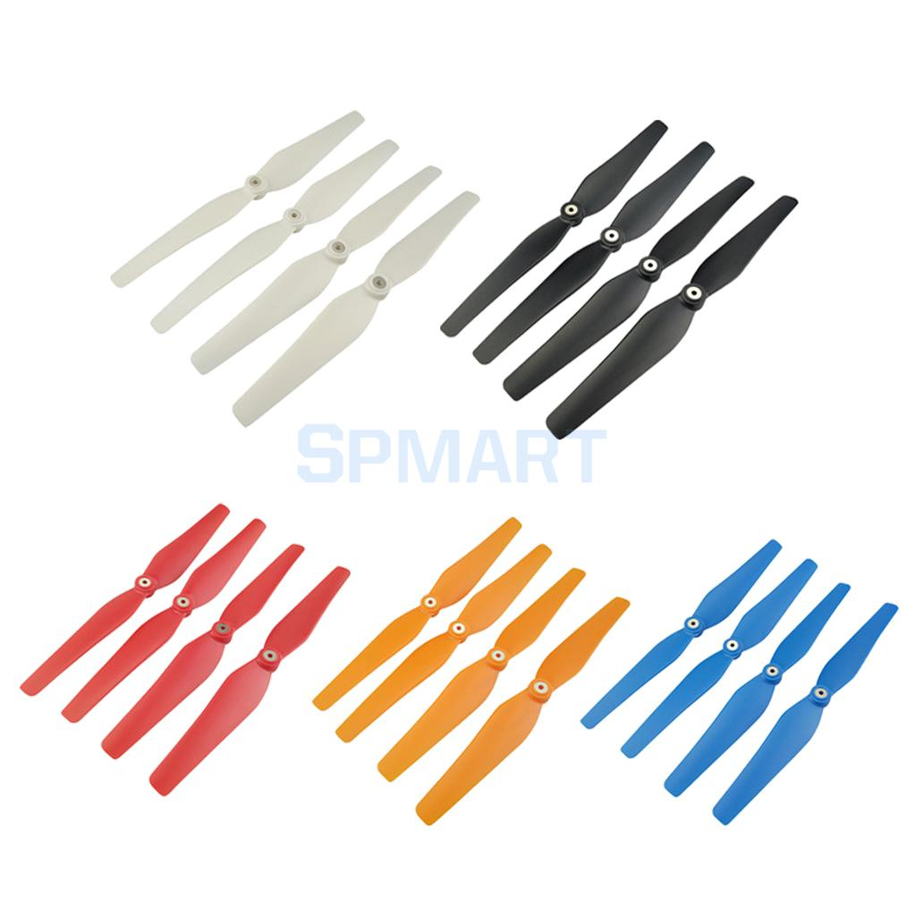 Set of 20 Pieces Five Colors Screw Propellers Props Blades for Syma X8C X8W X8G X8HW X8HC RC Quadcopter Drone Spare Parts DIY mobile phone holder clip mount for syma x5c x5sw x5hw x8hw x8w x8c x8g quadcopter parts accessory drone spare parts