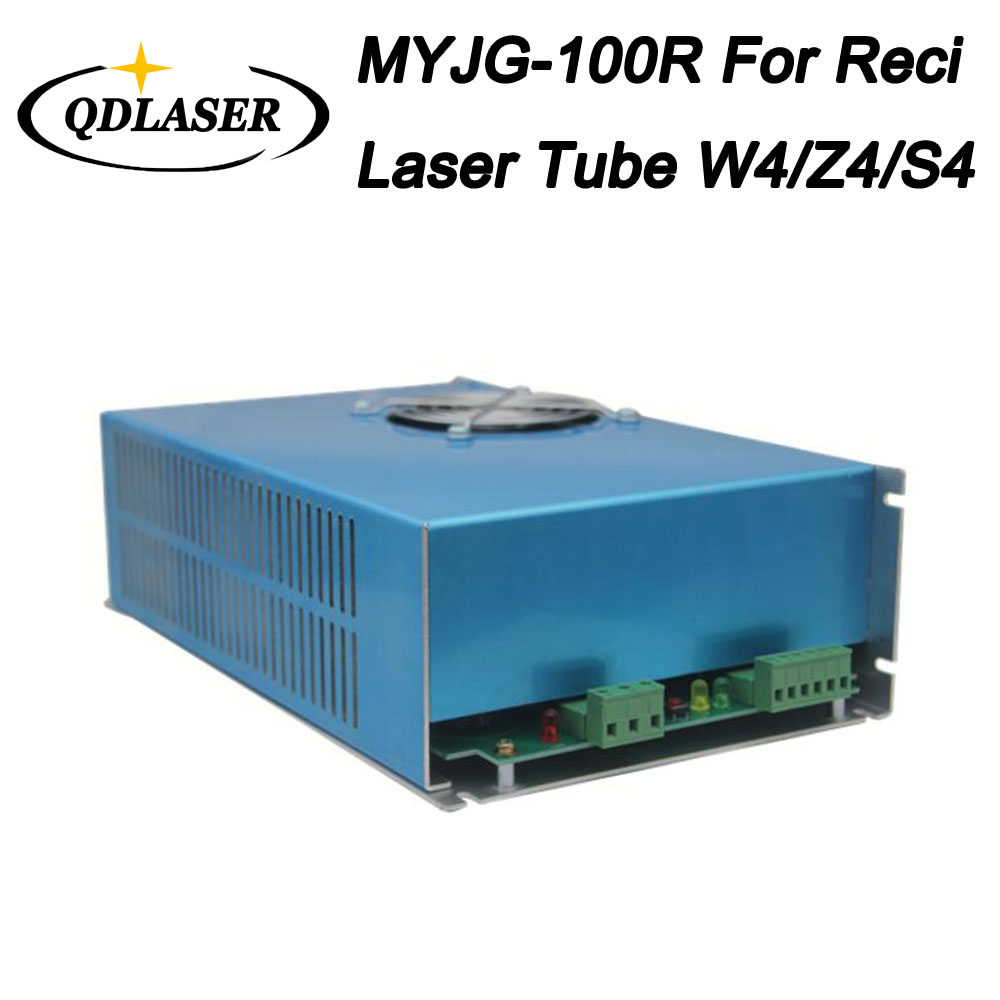 100W CO2 Laser Power Supply for CO2 Laser Engraving Cutting Machine MYJG-100 co2 laser machine laser path size 1200 600mm 1200 800mm