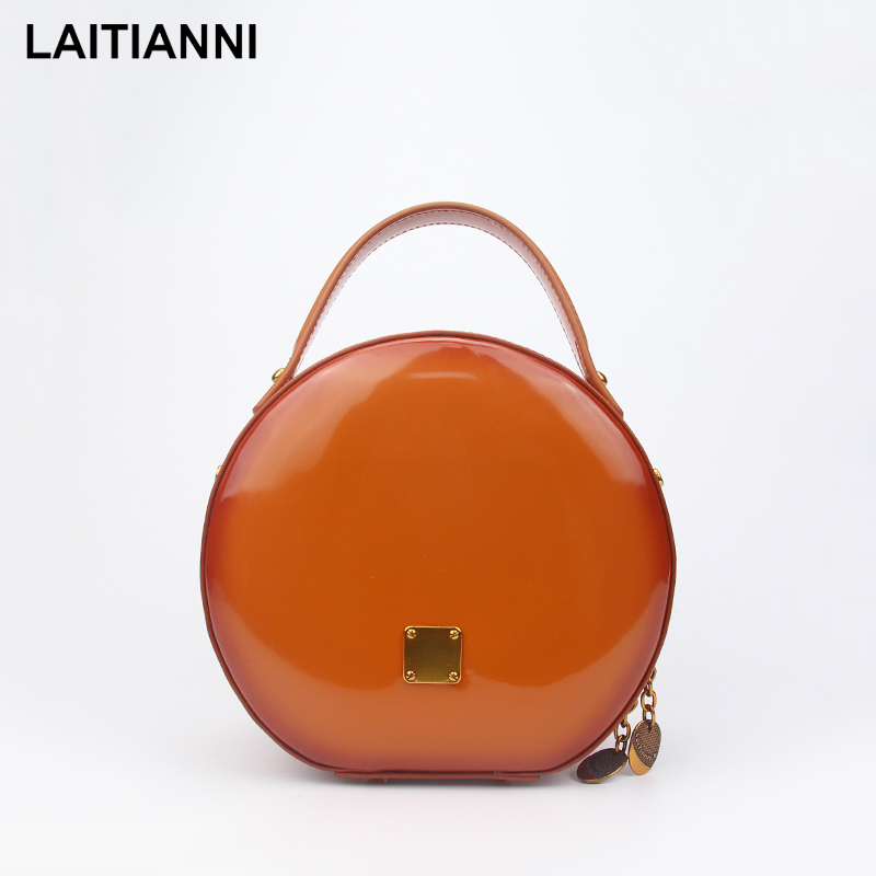 Luxury Messenger Bags Women Quality Brand Lady Handbags Natural Leather 2018 New Fashion Luso Small Female Cross-body Bags twenty four women brand flap bags natural genuine leather handbags with chain solid color cover small bags young cross body bags