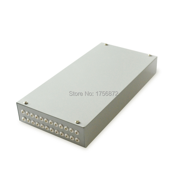 FTTH 24 Cores Fiber Optic FTTH Box Fiber Optic Termination Box