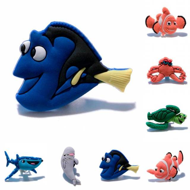 45cee434a370 1pcs Finding Dory Nemo Cartoon PVC Blackboard Magnets Kid Stationery  Magnetic Stickers Super Cute Fridge Magnet
