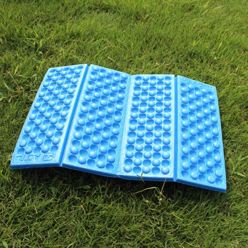 1PCS Outdoor Equipment on Foot Camping Folding Cushion Field Picnic Soft Foam Waterproof Durable Cushion At Waterproof Blanket
