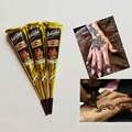 High Quality Natural 25g India  Temporary Tattoo Black Ink for Body Drawing Paint