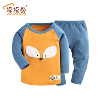 YAOYAO BEAR Newborn Baby Clothes Set 2019 Baby Girls/Boys Clothes T shirt+Pants 2pcs Baby Set Outfits Suit Infant Clothing Sets