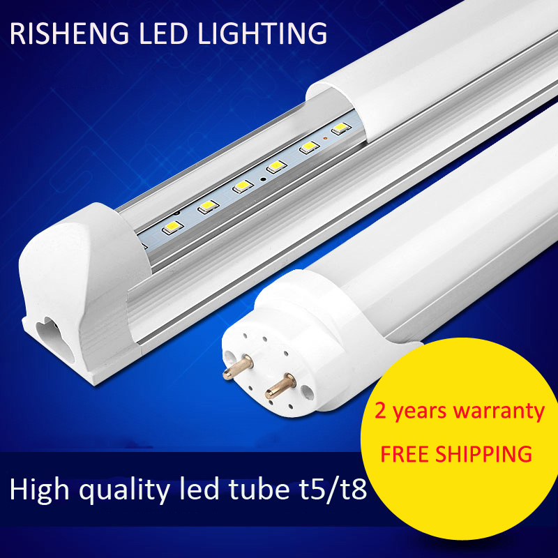 (EICEO) <font><b>T8</b></font> LED <font><b>Tube</b></font> Light 1500mm 220V Seperated Good Quality With Free Shipping Fluorescent Lamp <font><b>Bracket</b></font> Lamp Lighting Light image