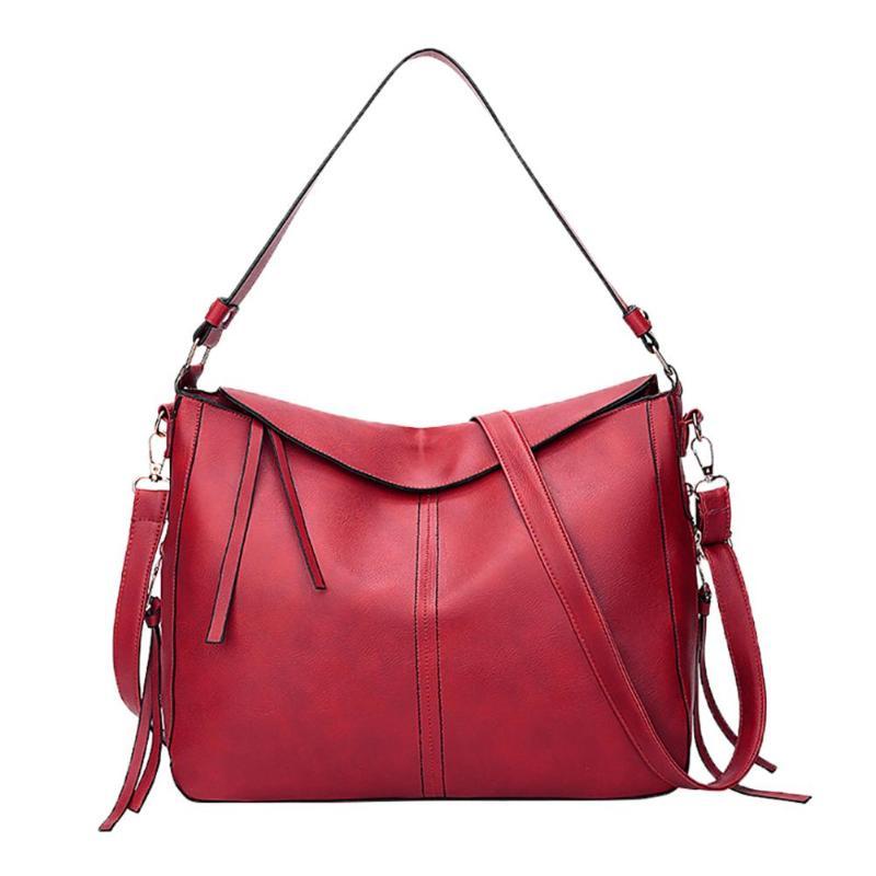 90ad5b4d1c1 luxury handbags women shoulder bag large tote bags hobo soft leather ladies  crossbody messenger bag for women 2018 Sac a Main
