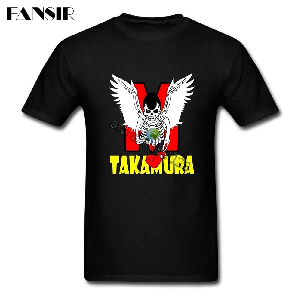 Hajime No Ippo Tee Shirt New Coming Men T Shirts Short