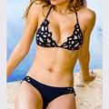 Sexy Ahuecan Hacia Fuera Bikini Mujeres Traje de Baño Brasileño Biquini 2016 Tiras Del Traje de Baño Traje de Baño ropa de Playa Sexy Traje de baño Maillot De Bain