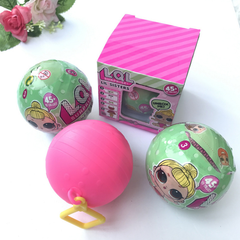 Toys For Girls Lol : Random lol doll lql eggs surprise toy action