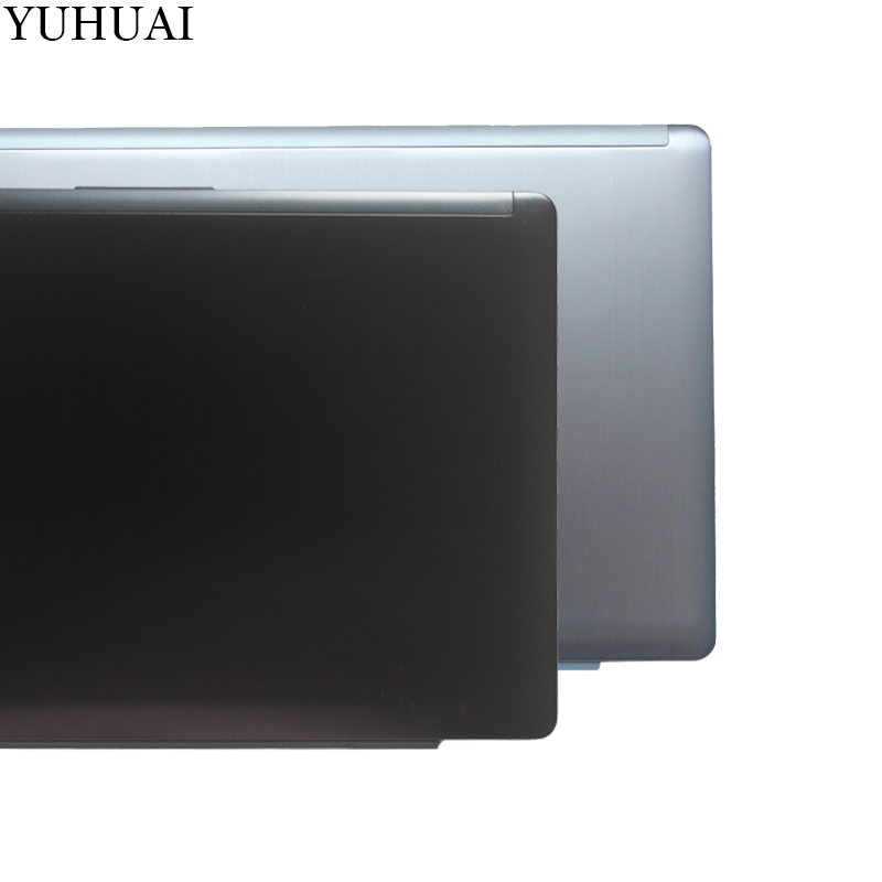New LCD Back Cover for SAMSUNG 740U3E 730U3E NP740U3E NP730U3E LCD top cover case BA75-04472A/BA75-04472B Touch version new german gr laptop keyboard for samsung np730u3e np740u3e silver with shell