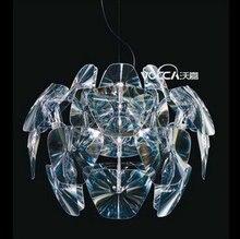 Горячий Новый упования luceplan Современный Дизайн Потолочный Светильник Освещения 72 см, 100 см