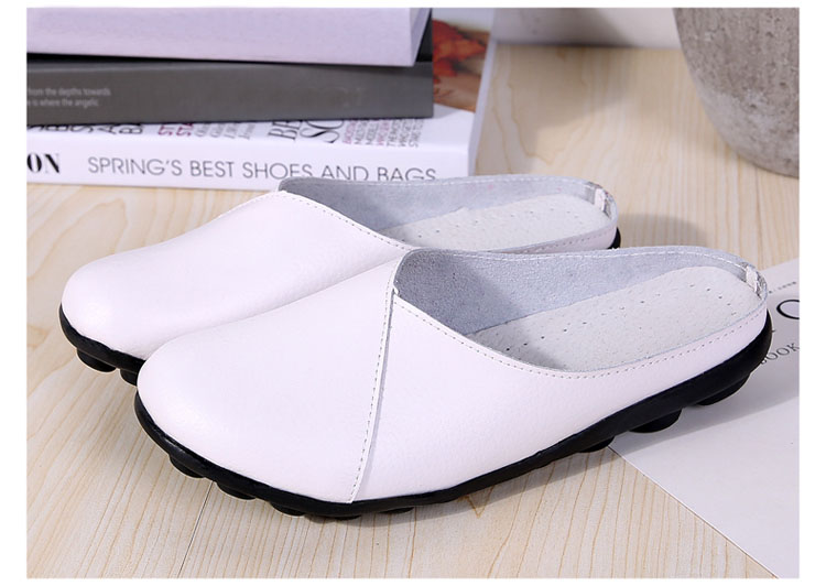 AH 9918-2018 New Women Flats Loafers Shoes-3