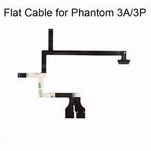 Гибкий карданный трос Гибкий плоский кабель для DJI Phantom 3 камера Дрон 3A 3P 3S SE Камера Ремонт Запчасти