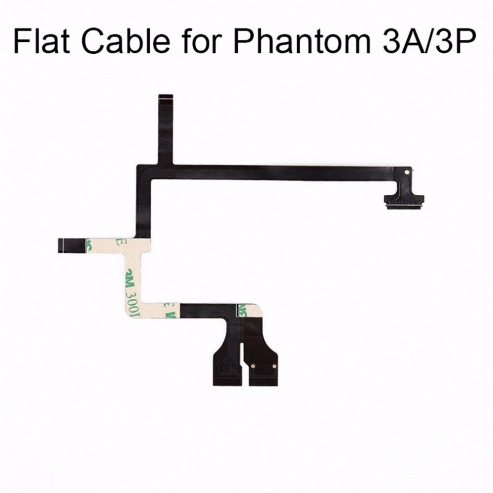 Flexible Gimbal Cable Flex Flat Ribbon Cable For DJI Phantom 3 Camera Drone 3A 3P 3S SE Camera Repairing Parts