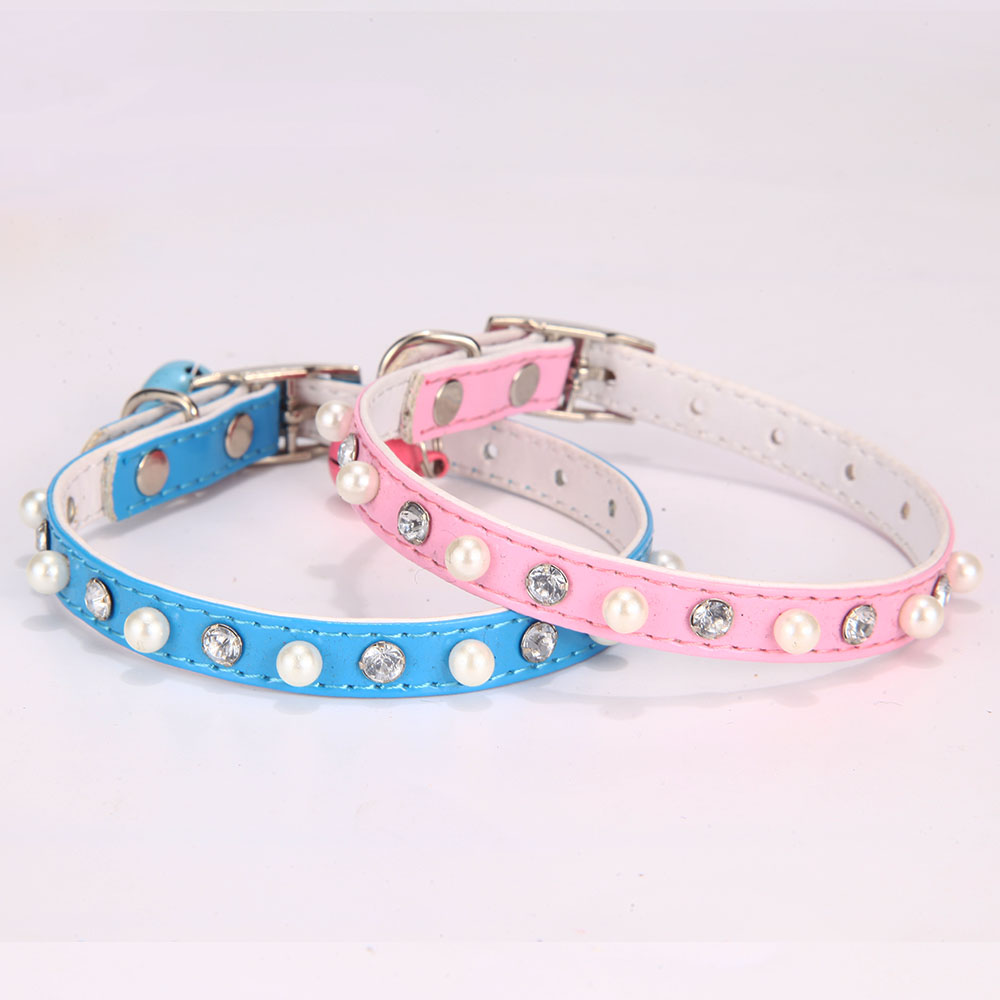 Cat Collar With Bell Dog Collar For Cats Puppy Collars For Cats Kitten Cat Collar Pet Lead Dog Leashes Pet Supplies Pet Products (3)