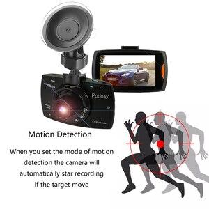 Image 4 - 2020 novo podofo g30 câmera do carro dvr completo hd 1080p 140 graus dashcam registradores de vídeo para carros visão noturna g sensor traço cam