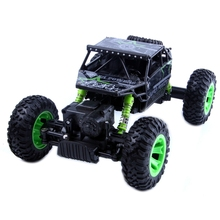 rc car 2 4ghz rock crawler rally car 4wd truck 1 18 scale off road race vehicle buggy electronic rc model toy 9300 blue 2.4GHz 1:18 Scale 4x4 Rock Crawlers Car RC Rock Crawler 4WD Off Road Race Truck Car Toy, EU Plug