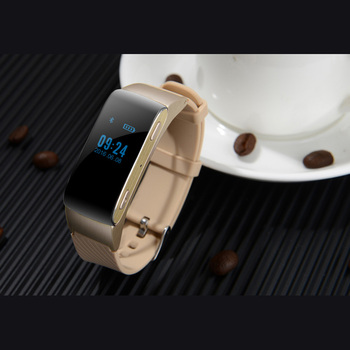 Best Price DF22 Smart Bracelet Bluetooth Headset Touch Operation Fitness Tracker Luxury  For Android IOS PK Xiaomi Mi Band 2 Step Counter — stackexchange