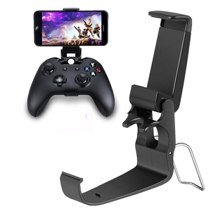 Smartphone Clamp/Game Clip Fit For Microsoft Xbox One Slim Controller Mobile Phone Holder For XBOX ONE S Gamepad Joypad(China)