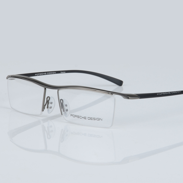Optical Half Frame Eyeglasses 4