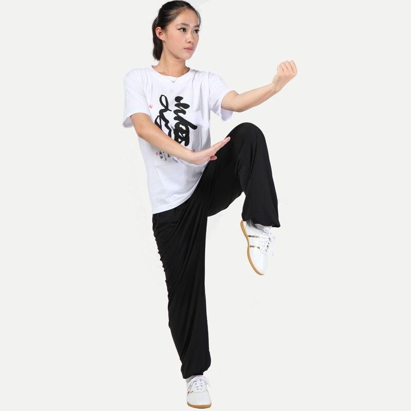 Tai chi hosen übung kung fu sowohl männer und frauen