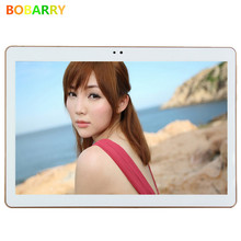 BOBARRY K107SE  Smart tablet pcs android 5.1 tablet pc 10.1 inch call tablet computer android Ram 4GB Rom 64GB  with keyboard