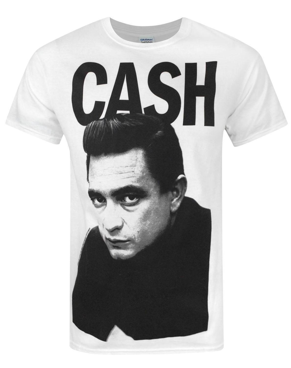 Johnny cash rebel t shirt logo - 2017 Summer Fashion Official Johnny Cash Portrait Design Printed T Shirt Hipster Tops Customize Printed Short