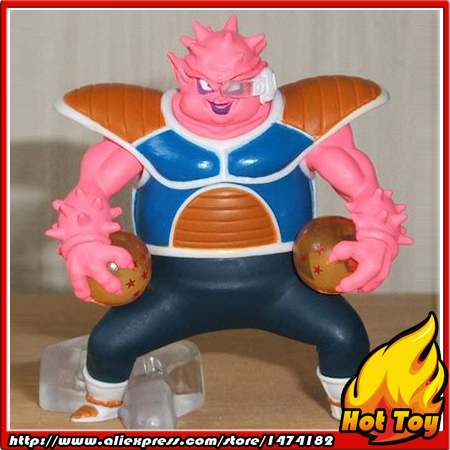 100% Original BANDAI Gashapon PVC Toy Figure HG Part 8 - Dodoria from Japan Anime Dragon Ball Z sailor moon capsule communication instrument machine accessory gashapon figure anime toy full set 100