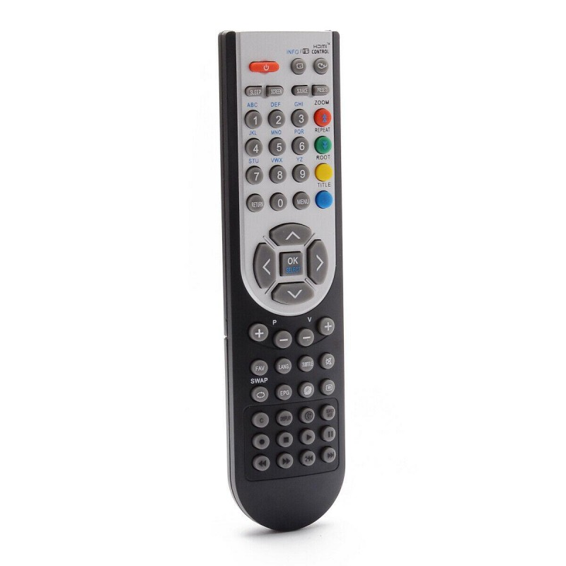 RC1900 TV Remote Control Universal Replacement Remote Control For LCD TV Vestel/OKI/Toshiba/Grundig/Finlux TV