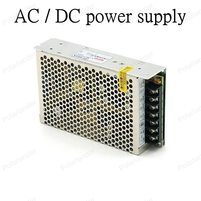 AC/DC 12 В 50 Вт двойной выход Напряжение питания Для Трансформатора Переключение Адаптер Питания Драйвер для свет Прокладки СИД