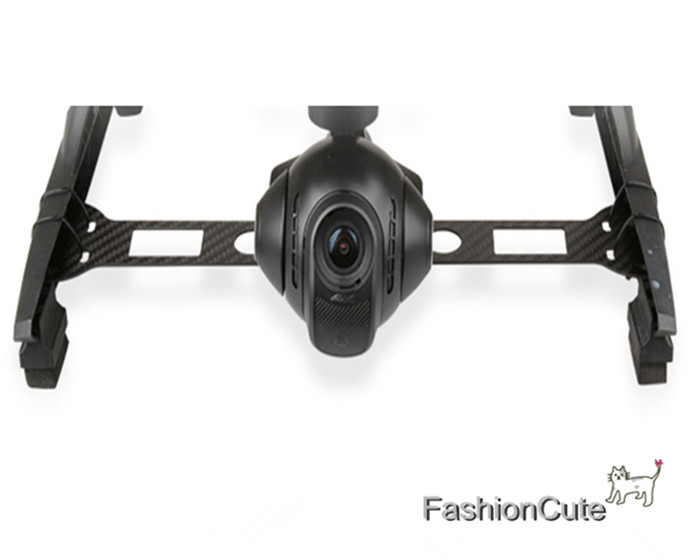 Yuneec Q500 Full Carbon Fiber Gimbal Camera Protective Board for YUNEEC Q500 4k Quadcopter Rcgeek