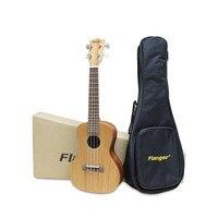 KOKKO 21 23 4 Strings Ukulele African Mahogany Panel Mini Guitar Acoustic Ukulele High Quality Stringed Musical Instrument