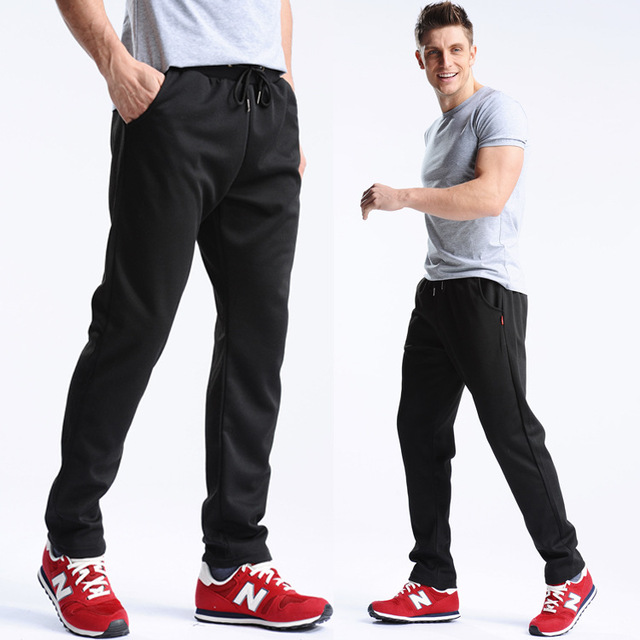 Big Size 4XL New Design Joggers SweatPants Men Delicacy Workout Full Black Length Pants Casual Exercise Wear Classic Trousers 4