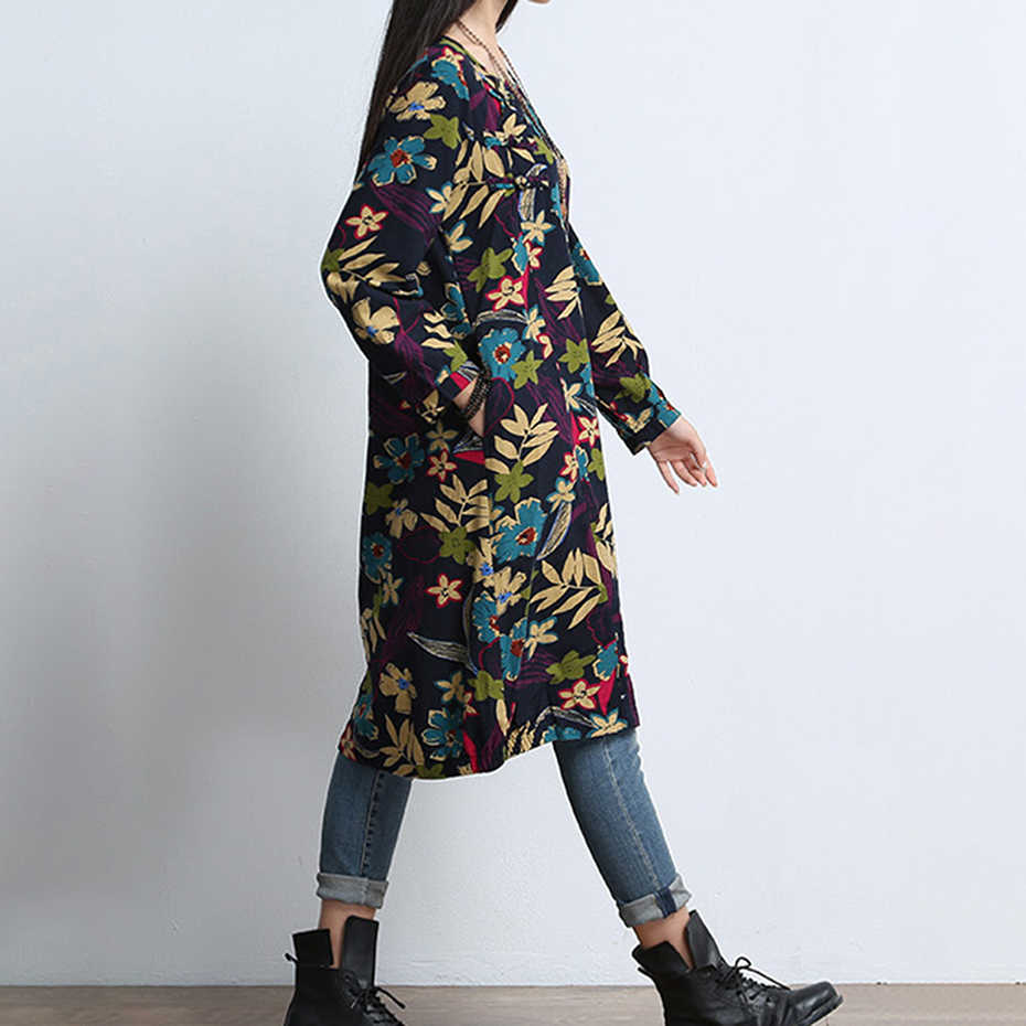 Женское летнее Повседневное платье трапециевидной формы с длинным рукавом, синее клетчатое платье с отложным воротником, модное платье в стиле пэчворк для девочек, мини-платье большого размера