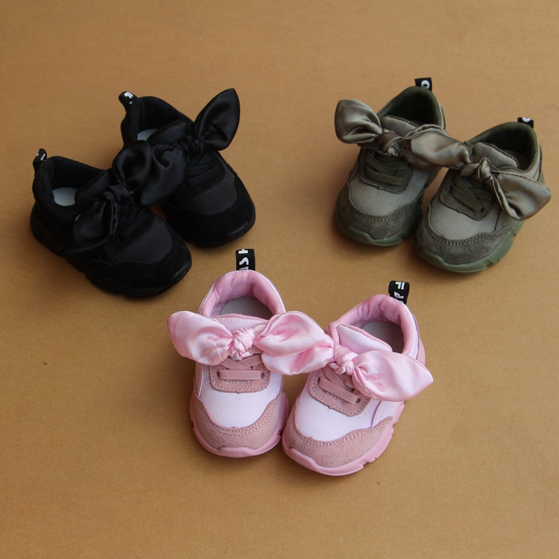 For 0 1 2 3 Years Old Kids Fashon Sneakers Baby Casual Shoes Cute Baby Girls