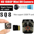 4 Гб карта + мини камера DVR циклический видеорегистратор инфракрасное ночное видение DV Full HD 1080P Веб-камера Обнаружение движения