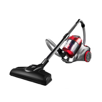Household Electric Vacuum Cleaner Ultra Quiet Powerful Dust Cleaner Handheld Floor Cleaning Machine 220V 1200W
