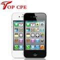 Iphone 4 100% fábrica original abrió el teléfono celular de apple iphone 4 3.5 pantalla 8 gb/16 gb/32 gb gps wifi dual cámara envío gratis