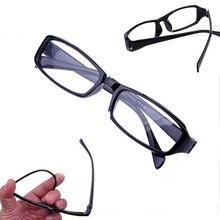 Унисекс очки для чтения Eyecare смолы увеличительные пресбиопические очки иглы Лупа подарки для родителей 150-400 градусов