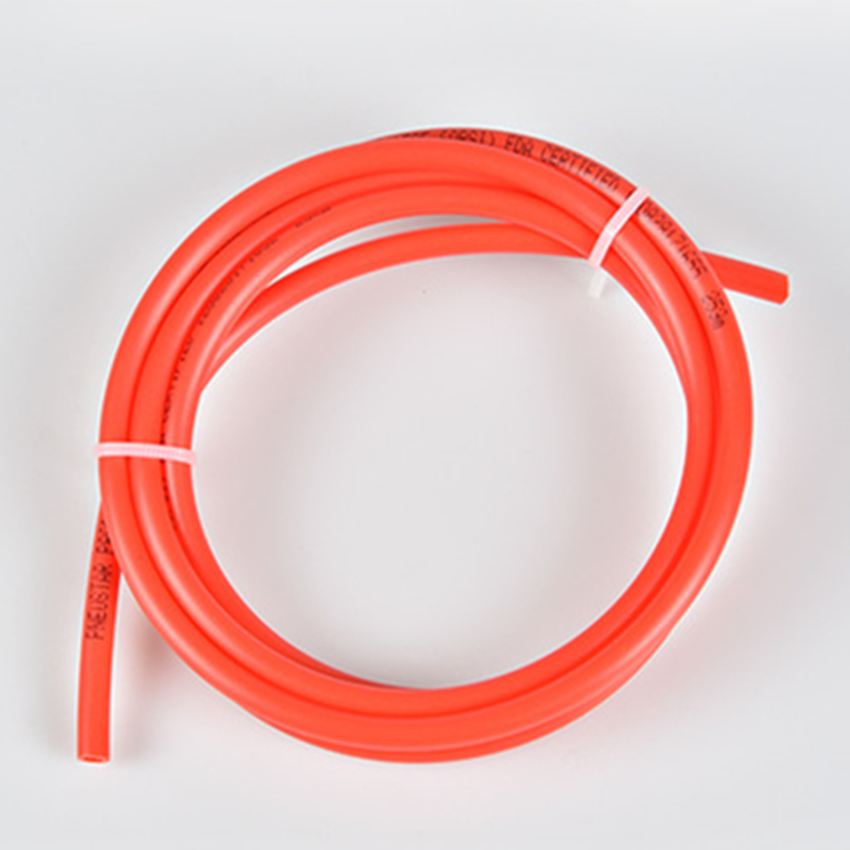 Free Shipping Red-1 Pcs Total Length 5 Meter food grade water tube PE Pipe water pipe water filter pipe