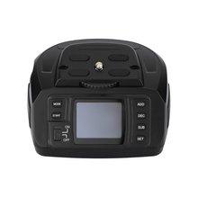 AD 10 אוטומטי חצובה Ballhead פנורמי ראש אלקטרוני מצלמה 360 תואר חצובה ראשי עבור Canon/ניקון/סוני /Pentax מצלמה