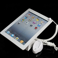 10xFreeshipping anti theft alarm and charagable7 and 10 tablet pc security display stand for retail shop exhibiton