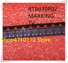 NEW 50PCS/LOT RTR030P02TL RTR030P02 MARKING TV SOT-23 IC
